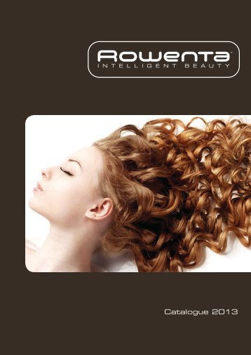 Rowenta Catalogue 2013