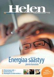 pienin konstein - Helsingin Energia
