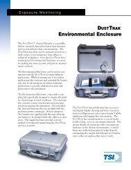 DustTrak Model 8520-1 Environmental Enclosure - RAECO