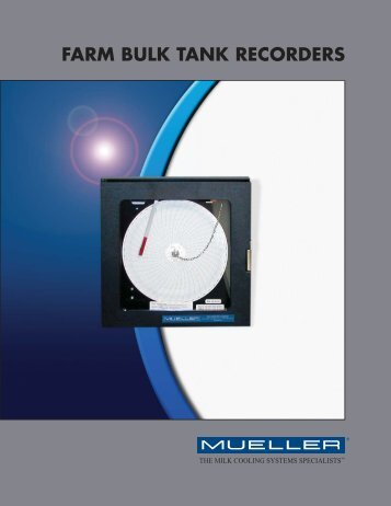 MC-281-2 FBT Chart Recorders_Flier - Paul Mueller Company