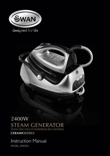 steam generator - Swan