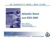 EEG aktueller Stand \(Vortrag Körner\) - DLR