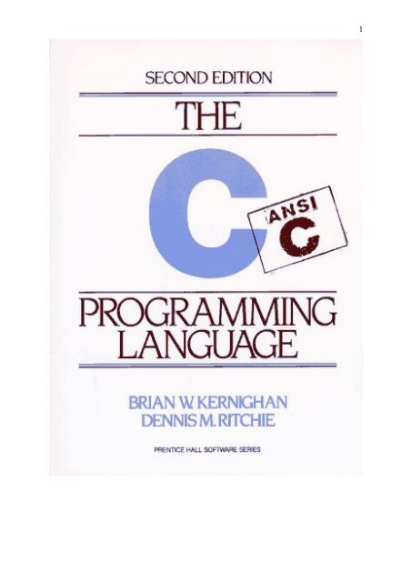 Basic C Programming Ebook