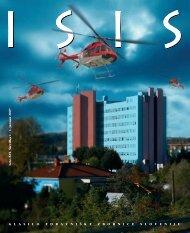 ISIS januar 07.indd - Zdravniška zbornica Slovenije