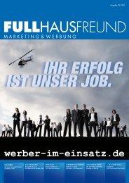 werber-im-einsatz.de - FULLHAUS Marketing & Werbung