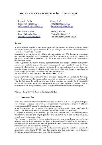 Comunicação - APFAC