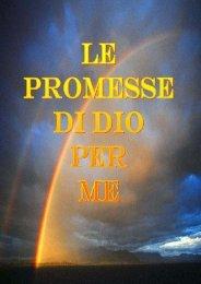 Le promesse di Dio per me - Risorse Avventiste