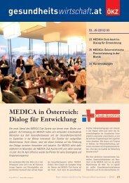 Gesundheits Wirtschaft - Schaffler Verlag