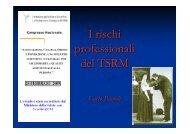 I rischi professionali del TSRM - Tsrm Foggia