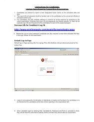 http://www.eonlineapply.com/exam/Screens/login.aspx