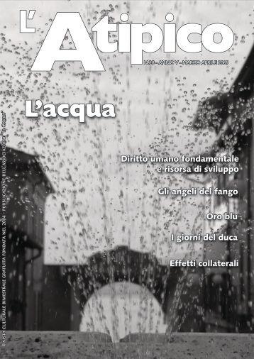 Clicca qui per scaricare il pdf del numero di Marzo ... - Atipico-online