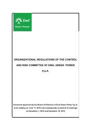 Organizational regulations of the Control and Risk Committee of ...