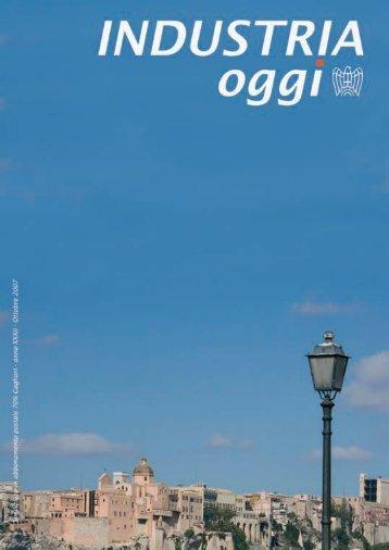Industria Oggi - Associazione Industriali della provincia di Cagliari