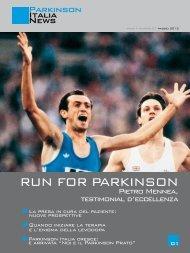 Scarica il notiziario di Maggio 2012 - Parkinson Italia