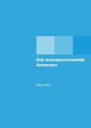 Gids levensbeschouwelijk Antwerpen - Stad Antwerpen