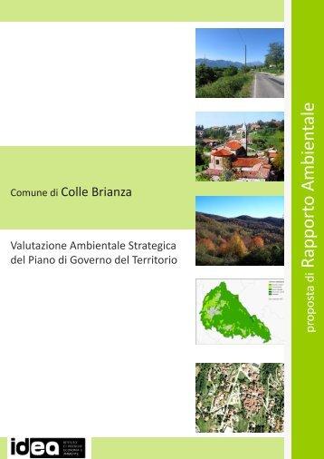 Rapporto Ambientale
