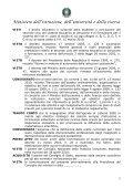 """Schema di regolamento recante """"Indicazioni nazionali riguardanti gli ... - Page 2"""