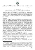 """Schema di regolamento recante """"Indicazioni nazionali riguardanti gli ... - Page 6"""
