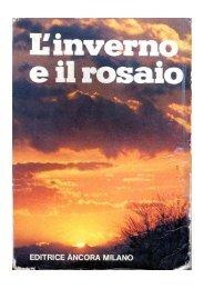 L'inverno e il rosaio - Gruppo Scout Agesci Rovigo 1