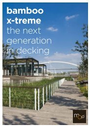 bamboo x-treme the next generation in decking