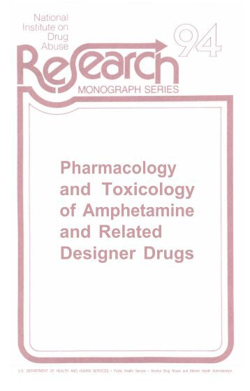 Pharmacology and Toxicology of Amphetamine and Related ...