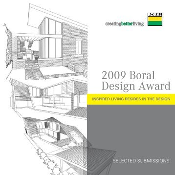 2009 design comp email:Layout 1 - Boral