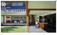 Fig Tree Pocket HOUSE by Plazibat & Jemmott Architects