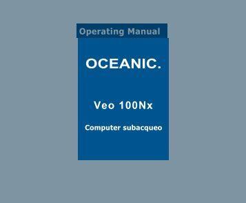OCEANIC. Veo 100Nx