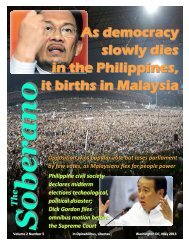As democracy slowly dies in the Philippines, it births in Malaysia