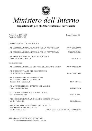 Il ministero del regno lo scrigno dei tesori for Ministero dell interno