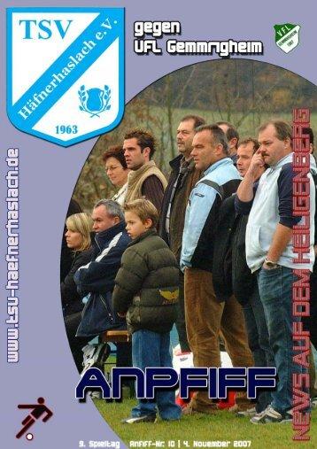 downloaden - TSV Häfnerhaslach 1963 eV