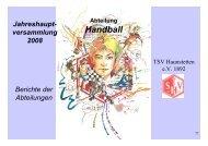 03 Handball - TSV Haunstetten
