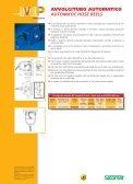 AVVOLGITUBO AUTOMATICI AUTOMATIC HOSE REELS ... - Page 4