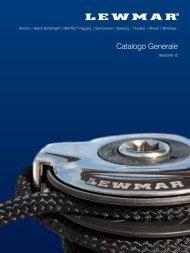Catalogo Generale - Lewmar
