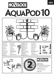 AquaPod10 - Hozelock