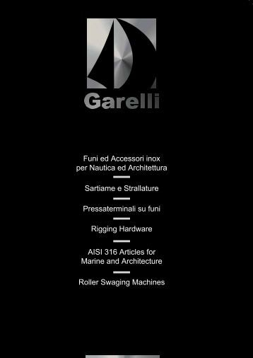 Catalogo generale - Main catalogue 2009 (pdf - 3.4 MB) - Garelli