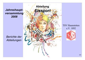 Eissport - TSV Haunstetten