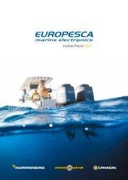 Listino Prezzi 2013 - Europesca