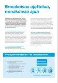 Joukkoliikenteessä älykkyys tiivistyy - Tieto - Page 2