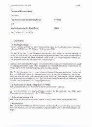 Kooperationsvertrag - Musik-Akademie Basel