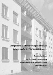 Projektbericht Kollwitzstr. 1-17 - Schulze Darup & Partner