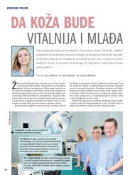KEMIJSKI PILING - Poliklinika Dr. Maletić