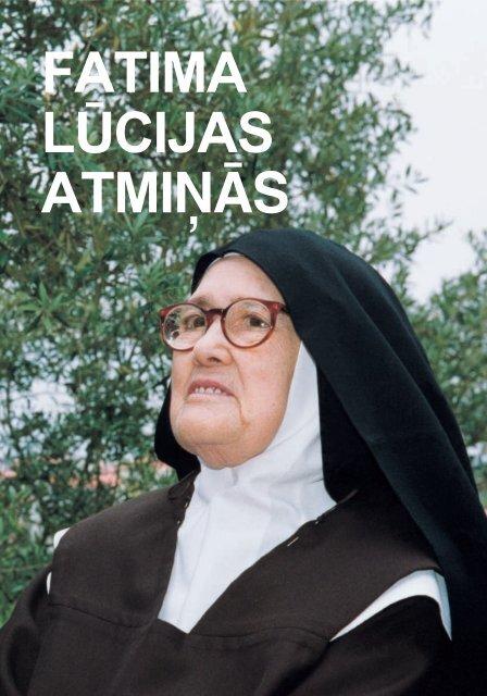 FATIMA LŪCIJAS ATMIŅĀS - Secretariado dos Pastorinhos