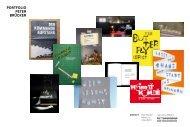 portfolio pdf - Peter Brücker