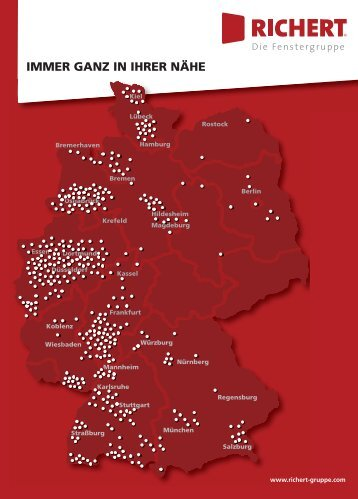 Referenzbroschüre Süd • Download ca. 4 MB