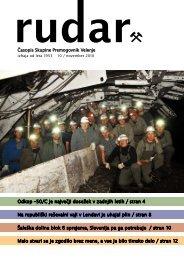 November - Premogovnik Velenje