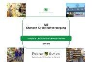 ILE - Sächsisches Staatsministerium für Umwelt und Landwirtschaft