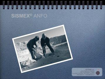 SISMEX® Tech Specs - SOTEMU sa