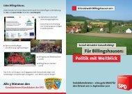 Sozial! Attraktiv! Zukunftsfähig! Sozialdemokraten - SPD-Ortsverein ...