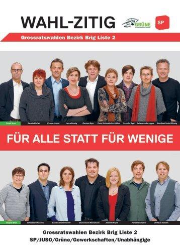 Wahl-Zitig - SP Oberwallis